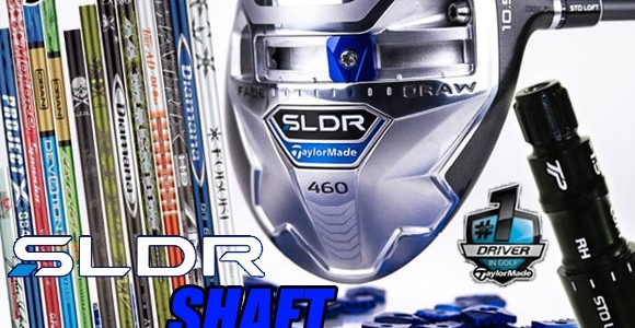 Do you want more from your new SLDR from TaylorMade? You can create your own custom shaft with our Custom Built shaft page at Fairwaygolfusa.com. *Only House of Forged Shafts...