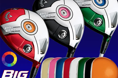 Its finally here! The Callaway Big Bertha and Big Bertha Alpha Udesign. Customize the most anticipated driver of the year straight from our website: http://www.fairwaygo…udesign&x=0&y=0 Details: Build your own Big...