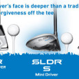 Here is a great photo we have found that really gives you a great perspective on the size of the Taylormade Mini Driver. As you can see from the photo below, The Taylormade Mini Driver is compared to the SLDR Driver and the SLDR Fairway Wood. The Mini is sized...