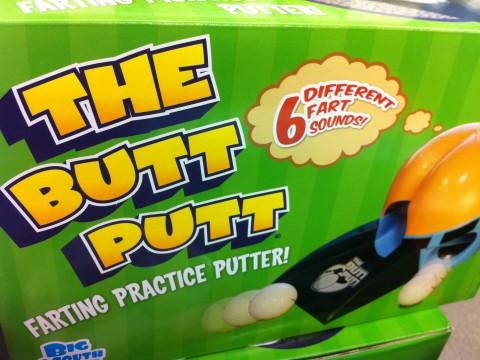Butt Putt